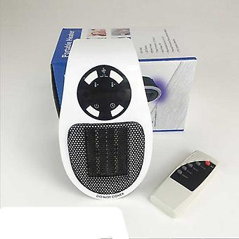Wall-outlet Mini Electric Air Heater  (1pcs)