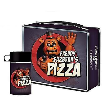 Five Nights At Freddys Freddy Sings Lunch Box