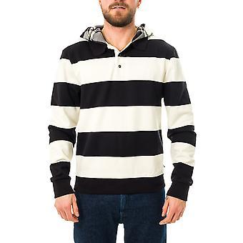 Herren Sweatshirt tommy jeans lh gestreifte Kapuze nmw0mw15292.ybi