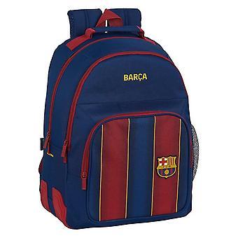 Torba szkolna F.C. Barcelona Sezon 20/21 F.C. Barcelona (32 x 42 x 15 cm) Maroon Navy Blue