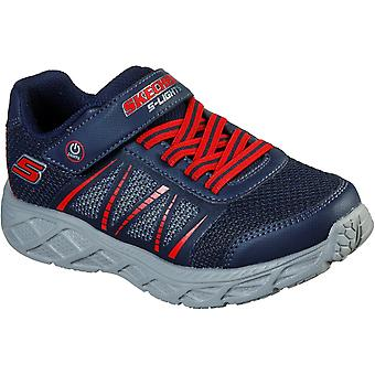 Skechers kid's dynamic-flash trainer various colours