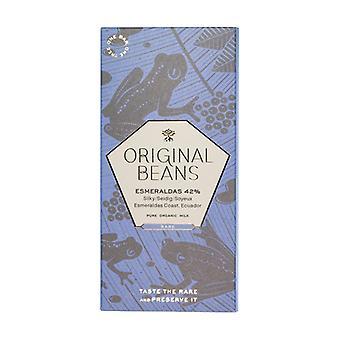 Suklaa Esmeraldas Maito 42% Ecuador 70 g