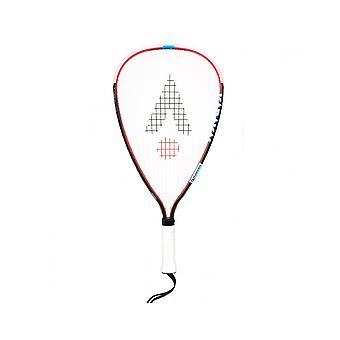 Karakal CRX-Tour Squash 57 Racketball Racket 7050 Seos 165g Midplus Runko