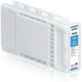 Wokex T693200 Tinte cyan hohe Kapazität 350ml 1er-Pack UltraChrome XD