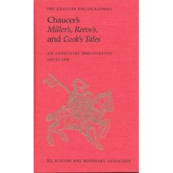 Chaucer es Miller es - Reeve es - and Cook es Tales - An Annotated Bibliog