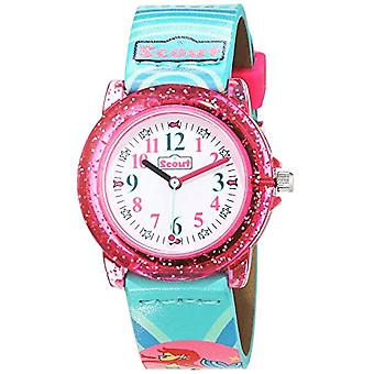 Scout Watch Analogueic Quartz Girl with Plastic Strap 1(3)