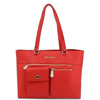 Valentino av Mario Valentino - Väskor - Shoppare - CASPER-VBS3XL01-ROSSO - Kvinnor - Röd
