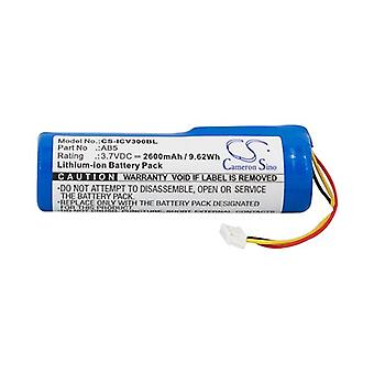 Cameron Sino Icv300Bl Battery Replacement For Intermec Barcode Scanner