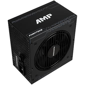 Phanteks AMP 650W 80 Plus Guld modulär strömförsörjning Uk Plug