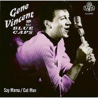 Gene Vincent And His Blue Caps - Say Mama / Cat Man Vinyl