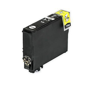 1 Schwarze Tintenpatrone ersetzt Epson T1281 Kompatibel/Nicht-OEM von Go Tinten
