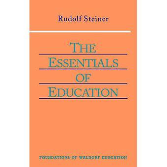 Essentials of Education by Steiner & Rudolf