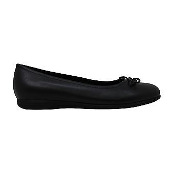 Trotters Dellis Black Leather 11 N (AA)