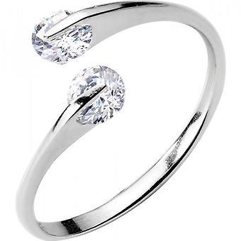 Come Together Silver Plated Ring