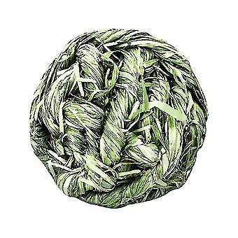 Hay Pet Garden Grass Timothy Grass Ball Cobaia Coelho Molar Lanches