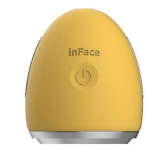 Masażer wibracyjny twarzy - Odmłodzenie, Dokręcanie, Lifting Pielęgnacja skóry twarzy (Złoto)