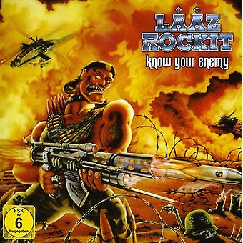 Laaz Rockit - Know Your Enemy [CD] USA import