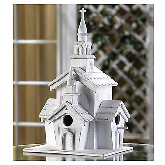 Songbird Valley Country Chapel Bird House, Pack of 1