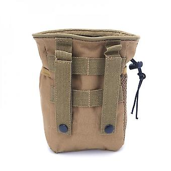 Outdooer Utility Pouch Bag Airsoft Military Molle Belt Tactical Dump Drop Bag