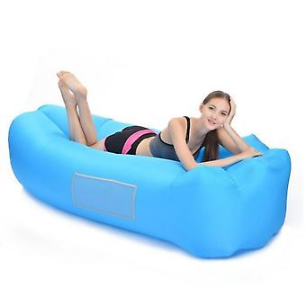 The Inflatable Sofa Is Portable, Waterproof And Easy To Clean, Suitable For Traveling, Camping And Gardening