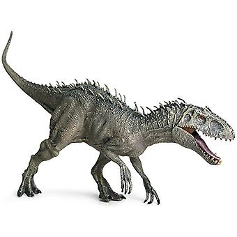 39 * 9 * 14 Jurassic Savage Tyrannosaurus Dinosaur World Lifelike Classic Animal Model Kids Zabawka