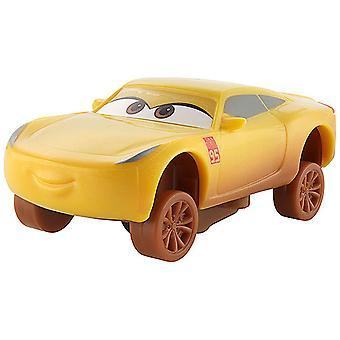 ディズニー ピクサー車 3 クレイジー 8 クラッシャー クルス ラミレス