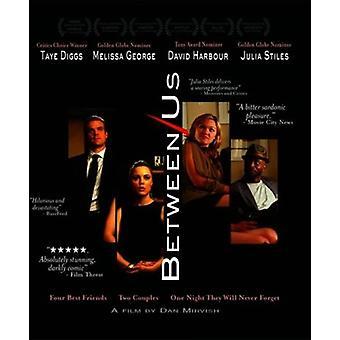 Välillä US [Blu-ray] USA tuonti