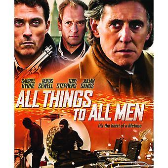 Alla saker att alla män [Blu-ray] USA import