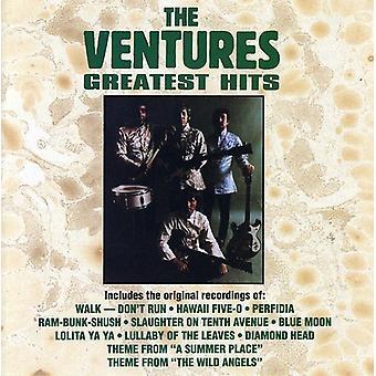 Ventures - Greatest Hits [CD] USA importeren