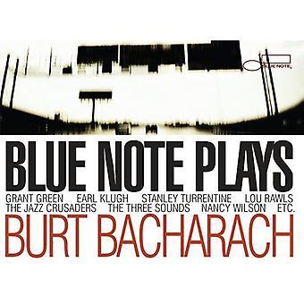 Blue Note fois Bacharach - importer des USA Blue Note fois Bacharach [CD]