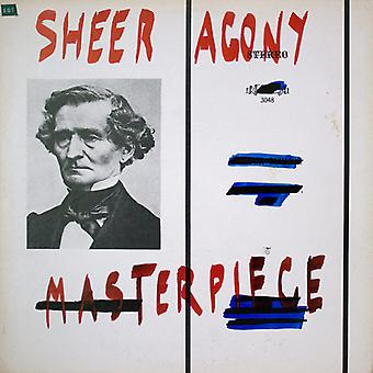 Sheer Agony - Masterpiece [Vinyl] USA import
