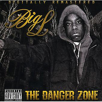 Big L - Danger Zone [CD] USA import
