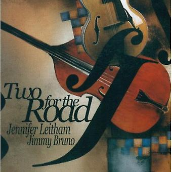 Leitham/Bruno - Two for the Road [CD] USA import