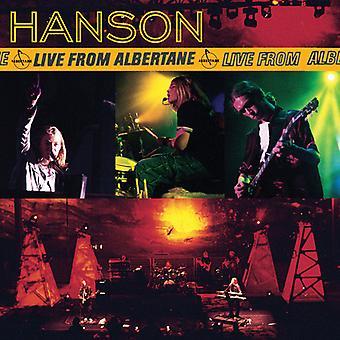 Hanson - Road to Albertane-Hanson Tour [CD] USA import