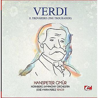 Verdi - Il Trovatore (Troubador) [CD] USA tuonti