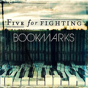 Five for Fighting - Bookmarks [CD] USA import