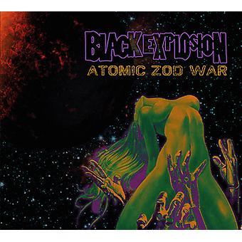 Black Explosion - Atomic Zod War [CD] USA import