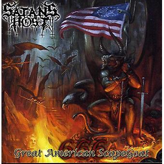 Satan's Host - Great American Scapegoat [CD] USA import