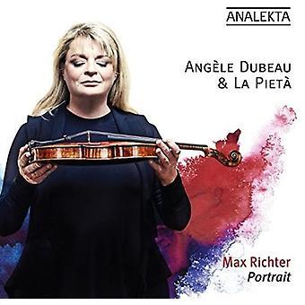 Dubeau*Angele & La Pieta - Portrait: Max Richter [CD] USA import