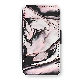 Samsung Galaxy S6 Flip Case - Pink stream