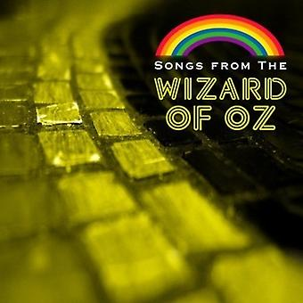 Emerald - kappaleita päässä Ihmemaa Oz [CD] Yhdysvallat tuoda