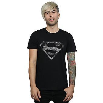 DC Comics Superman Logo marbre T-Shirt homme