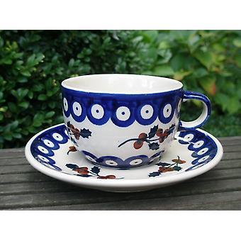Cup with saucer - ceramic tableware - tradition 67 - tea & coffee - BSN 62398