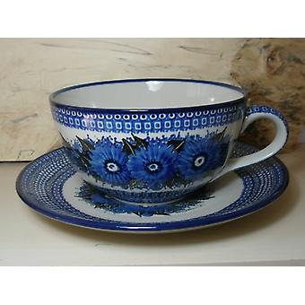 XXL single piece! Cup with saucer, 4 l vol., unique 2 - BSN 6430