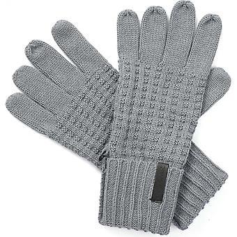 Craghoppers Womens/dames Brompton warme wafel gebreide handschoenen