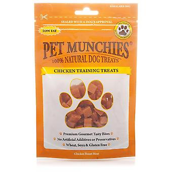 Pet Munchies Dog Training Treats with chicken, 50 g