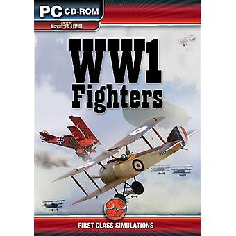 WW1 Fighters Add-On for FS 2004FSX (PC CD) - New