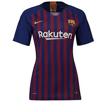 2018-2019 Barcelona Home Nike Ladies Shirt