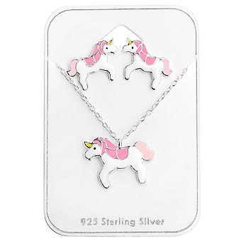 Unicorn - 925 Sterling Silver Sets - W28985x
