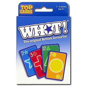 Top Cards Whot Card Game